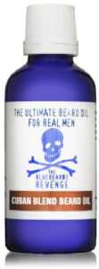 The Bluebeards Revenge Cuban Blend Beard Oil 50ml